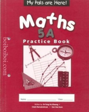 MATHS PRACTICE BOOK 5A — SANGAM BOOKS /ORIENT LONGMAN