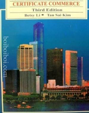 Modern Certificate Commerce- Betsy Li & Tan Sai kim