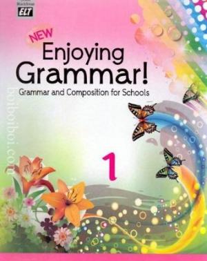 New Enjoying Grammar – Book – 1