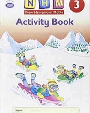 New Heinemann Maths 3- Activity Book