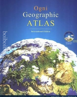 Ogni Geographic Atlas , International Edition – Khandokar Hasan Mahmud