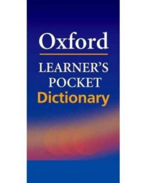 Oxford Pocket Learner's Dictionary (Latest Edition)
