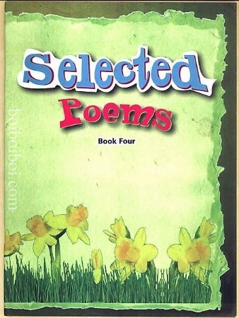 Selected Poems Book Four (Ignite Publications, Revised 2017)