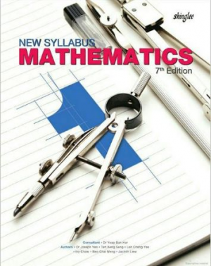 Shinglee New Syllabus Mathematics (7th Edition)