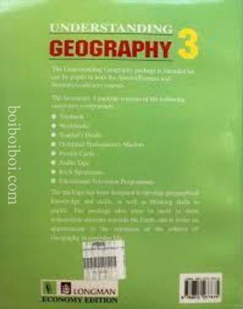 Understanding Geography Book-3 Longman