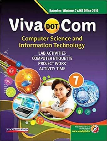 Viva Dot Com Computer Science and Technology Book 7