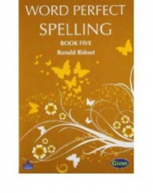Word Perfect Spelling Book-V: by-Ronald Ridout
