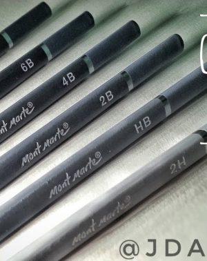 4B Mont Marte Pencil