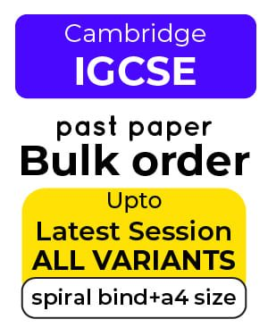 igcse cambridge pastpapers