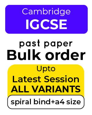 igcse cambridge pastpapers