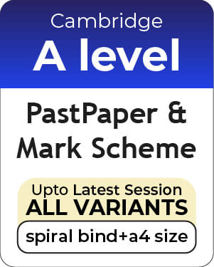 A level Pastpaper Cambridge (High Quality)  CAIE Spiral