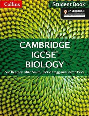 Cambridge IGCSE (TM) Biology Student's Book