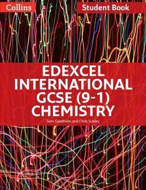 Edexcel International GCSE (9-1) Chemistry Student Book