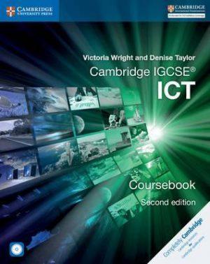 Cambridge IGCSE (R) ICT Coursebook with CD-ROM