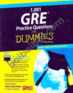 1001 GRE Practice Questions Dummies (Photocopy)