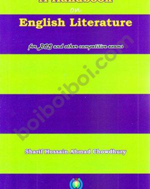 A Handbook on English Literature