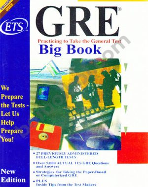 GRE  BIG BOOK