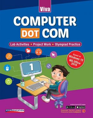 Viva Computer Dot Com 2019 th ed. Book - 1